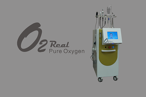 O2 real pure oxygen
